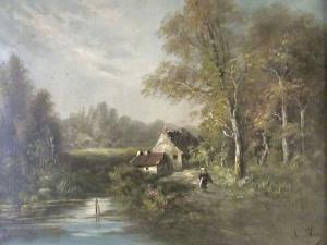 Барбизон! Выставка картин французских художников XIX века из коллекции Александра Буянина (Саратов)
