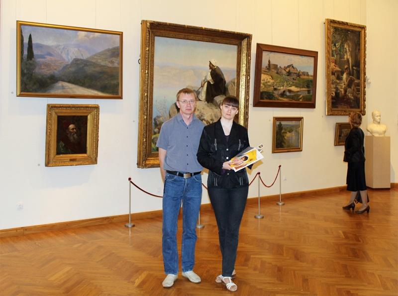 Какой конкурс провести в музее