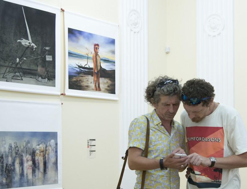Урок выставка